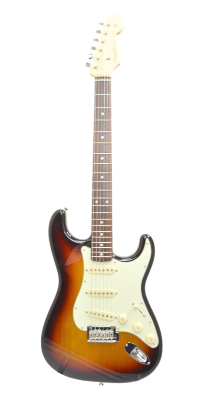 Fender Made In Japan Hybrid 60s Stratocaster 3-Color Sunburst