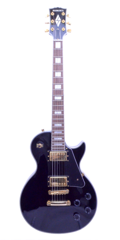 BUSKER'S Les Paul Custom