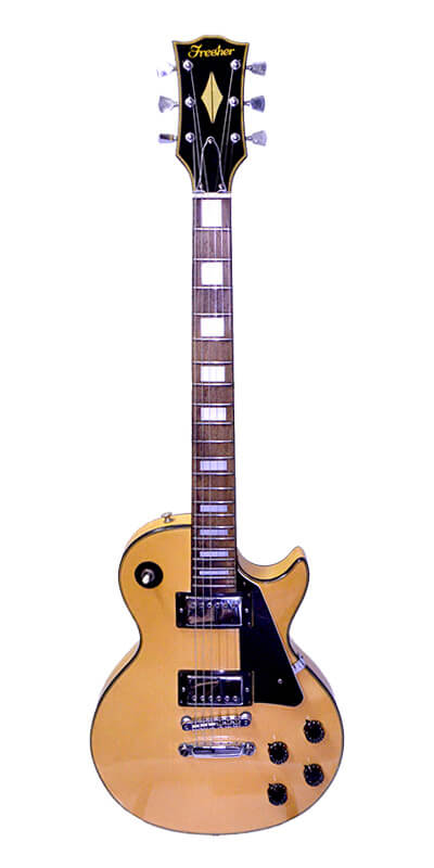 Fresher Les Paul Custom